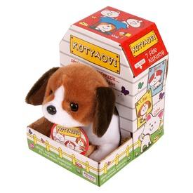 Sétáló Beagle kutyus - 20 cm Itt egy ajánlat található, a bővebben gombra kattintva, további információkat talál a termékről.