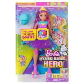 Barbie: Videojáték kaland memória Barbie - 29 cm