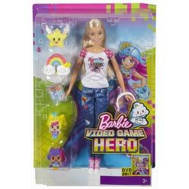 Barbie: Videojáték kaland Barbie - 29 cm Itt egy ajánlat található, a bővebben gombra kattintva, további információkat talál a termékről.