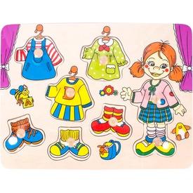 Fa öltöztető lány kirakó Itt egy ajánlat található, a bővebben gombra kattintva, további információkat talál a termékről.