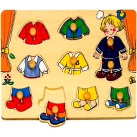 Fa öltöztető fiú kirakó Itt egy ajánlat található, a bővebben gombra kattintva, további információkat talál a termékről.