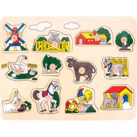 Tanya 12 darabos fa puzzle Itt egy ajánlat található, a bővebben gombra kattintva, további információkat talál a termékről.