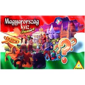 Magyarország Kvíz junior társasjáték Itt egy ajánlat található, a bővebben gombra kattintva, további információkat talál a termékről.