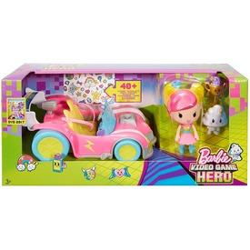Barbie: Videojáték kaland jármű kiegészítőkkel Itt egy ajánlat található, a bővebben gombra kattintva, további információkat talál a termékről.