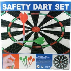 Safety tüskés darts 42 cm