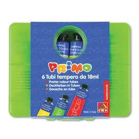 Primo 6 darabos színes tempera készlet Itt egy ajánlat található, a bővebben gombra kattintva, további információkat talál a termékről.
