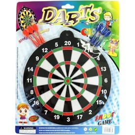 Mágneses darts tábla készlet - 29 cm Itt egy ajánlat található, a bővebben gombra kattintva, további információkat talál a termékről.