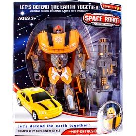 Space Robot átalakuló űrrobot - többféle Itt egy ajánlat található, a bővebben gombra kattintva, további információkat talál a termékről.