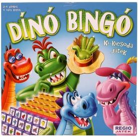 Dínó Bingó társasjáték Itt egy ajánlat található, a bővebben gombra kattintva, további információkat talál a termékről.