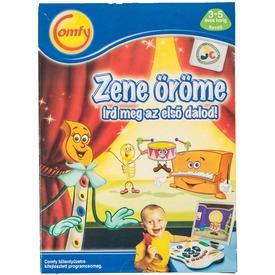 Comfy Easy PC szoftver - Zene öröme Itt egy ajánlat található, a bővebben gombra kattintva, további információkat talál a termékről.