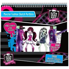 Monster High: divattervező füzet Itt egy ajánlat található, a bővebben gombra kattintva, további információkat talál a termékről.