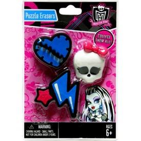 Monster High: radír készlet - többféle Itt egy ajánlat található, a bővebben gombra kattintva, további információkat talál a termékről.