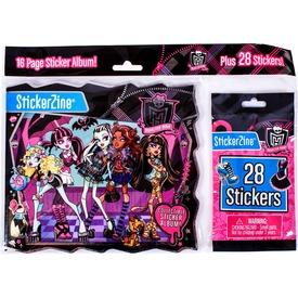 Monster High: matricás album matricákkal 28 darabos készlet Itt egy ajánlat található, a bővebben gombra kattintva, további információkat talál a termékről.