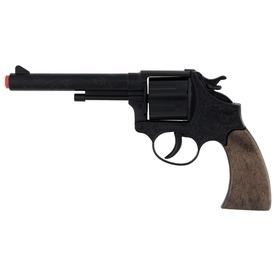 Cowboy patronos pisztoly 8 lövéses- 22 cm
