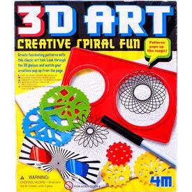 4M 3D képkészítő készlet Itt egy ajánlat található, a bővebben gombra kattintva, további információkat talál a termékről.