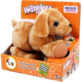 Wobbleez sétáló golden retriever - 30 cm