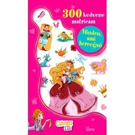 Minden ami hercegnő matricás könyv Itt egy ajánlat található, a bővebben gombra kattintva, további információkat talál a termékről.