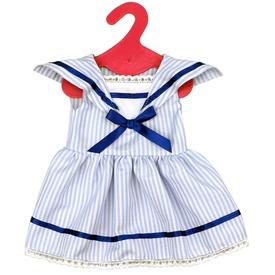 Matrózruha 46 cm babához