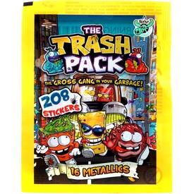 Trash Pack kukabúvár gyűjthető matrica Itt egy ajánlat található, a bővebben gombra kattintva, további információkat talál a termékről.