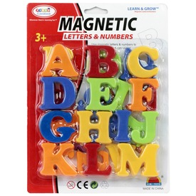 Mágneses nagybetűk - 5 cm