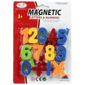 Mágneses betűk vagy számok - 4 cm, többféle Itt egy ajánlat található, a bővebben gombra kattintva, további információkat talál a termékről.