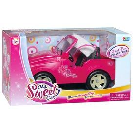 Terepjáró autó játékbabákhoz - rózsaszín Itt egy ajánlat található, a bővebben gombra kattintva, további információkat talál a termékről.