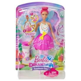 Barbie: Dreamtopia buborékfújó tündér - többféle Itt egy ajánlat található, a bővebben gombra kattintva, további információkat talál a termékről.