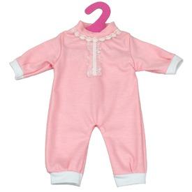 Rózsaszín rugdalózó 46 cm babához Itt egy ajánlat található, a bővebben gombra kattintva, további információkat talál a termékről.