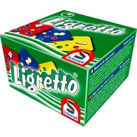 Ligretto társasjáték - zöld kiadás