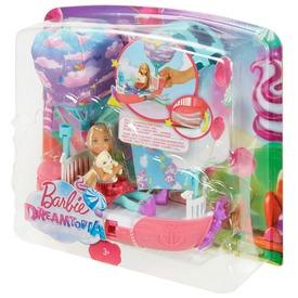 Barbie: Dreamtopia Chelsea léghajója Itt egy ajánlat található, a bővebben gombra kattintva, további információkat talál a termékről.
