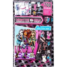 Monster High: divattervező készlet matricákkal Itt egy ajánlat található, a bővebben gombra kattintva, további információkat talál a termékről.