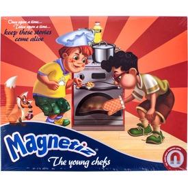 Magnetiz: Kis szakácsok mágneses képkirakó Itt egy ajánlat található, a bővebben gombra kattintva, további információkat talál a termékről.
