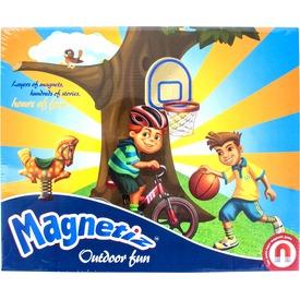 Magnetiz: A játszótér mágneses képkirakó