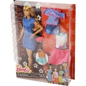 Barbie: Fashionistas baba ruhákkal - többféle Itt egy ajánlat található, a bővebben gombra kattintva, további információkat talál a termékről.