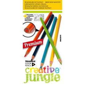 Háromszög alakú 12 darabos színes ceruza készlet Itt egy ajánlat található, a bővebben gombra kattintva, további információkat talál a termékről.