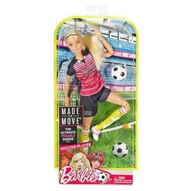Barbie: Sportoló Barbie baba - 29 cm, többféle Itt egy ajánlat található, a bővebben gombra kattintva, további információkat talál a termékről.