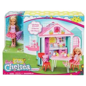 Barbie: Chelsea klubháza Itt egy ajánlat található, a bővebben gombra kattintva, további információkat talál a termékről.