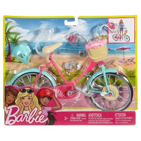 Barbie bicikli DVX