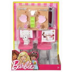 Barbie: bútor kiegészítővel - többféle