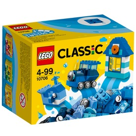 LEGO Classic Kék kreatív készlet 10706 Itt egy ajánlat található, a bővebben gombra kattintva, további információkat talál a termékről.