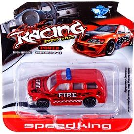 Fém tűzoltó autó - többféle