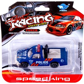 Fém rendőrautó - 8 cm, többféle Itt egy ajánlat található, a bővebben gombra kattintva, további információkat talál a termékről.