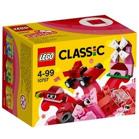 LEGO Classic Piros kreatív készlet 10707 Itt egy ajánlat található, a bővebben gombra kattintva, további információkat talál a termékről.