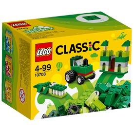 LEGO Classic Zöld kreatív készlet 10708 Itt egy ajánlat található, a bővebben gombra kattintva, további információkat talál a termékről.