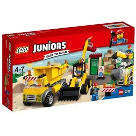 LEGO® Juniors Bontási terület 10734 Itt egy ajánlat található, a bővebben gombra kattintva, további információkat talál a termékről.