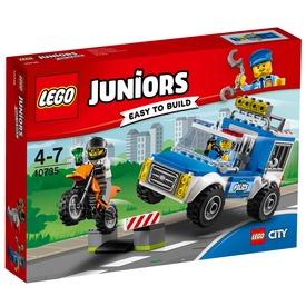 LEGO Juniors Rendőrségi terepjárós üldözés 10735 Itt egy ajánlat található, a bővebben gombra kattintva, további információkat talál a termékről.