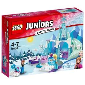 LEGO Juniors Anna és Elsa fagyott játszótere 10736 Itt egy ajánlat található, a bővebben gombra kattintva, további információkat talál a termékről.