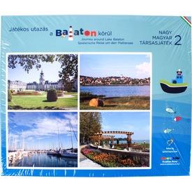 Játékos utazás a Balaton körül társasjáték Itt egy ajánlat található, a bővebben gombra kattintva, további információkat talál a termékről.