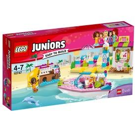 LEGO Juniors Andrea és Stephanie nyaralása 10747 Itt egy ajánlat található, a bővebben gombra kattintva, további információkat talál a termékről.