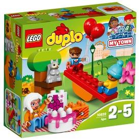 LEGO® DUPLO Születésnapi piknik 10832 Itt egy ajánlat található, a bővebben gombra kattintva, további információkat talál a termékről.